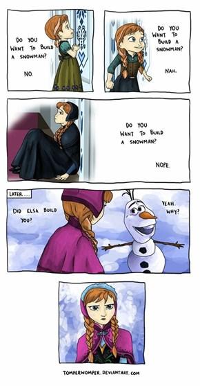 Really, Elsa?