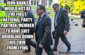 John Banks - Liar