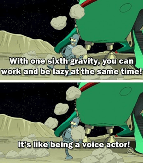 Futurama Had the Best Meta-Humor