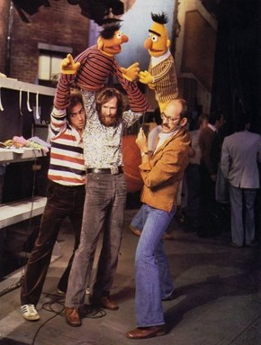 Jim Henson and Frank Oz Play The best Gay Couple in Television History