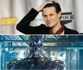 Matt Smith Joins New Terminator Trilogy Cast