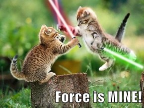 Force is MINE!