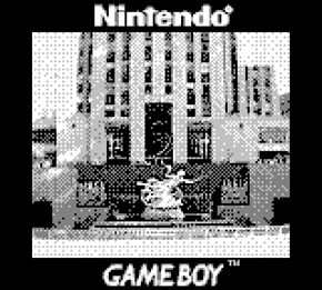 Artsy Fart of the Day: Photos of New York Taken With a Game Boy Camera in 2000 and 2001