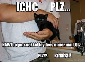 ICHC      PLZ...