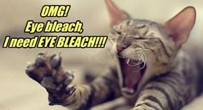 OMG!   Eye bleach,  I need EYE BLEACH!!!