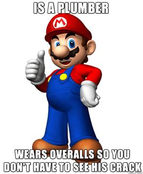 Good Guy Mario