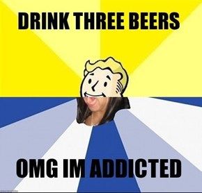 Annoying Facebook Vault Boy