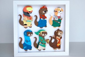 Super Smash Otters