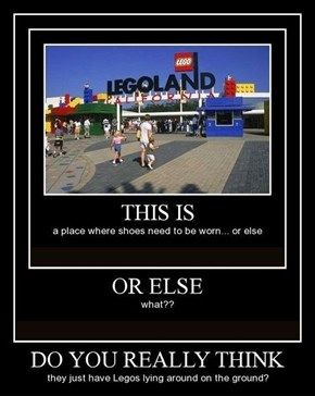 It Is Called Legoland