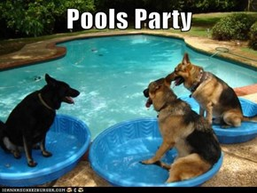 Pools Party