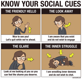 Know Your Social Cues