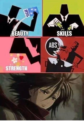 How to Create a Mikasa