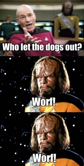 Worf, Worf