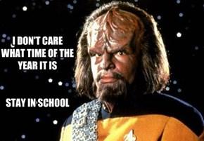 Klingon PSA