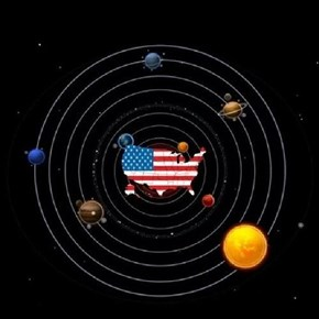 An Accurate Map of the Solar System: Accurate Edition