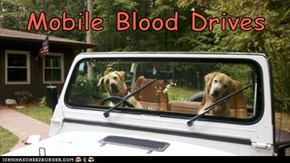 Mobile Blood Drives