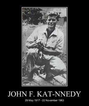 JOHN F. KAT-NNEDY