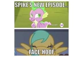 C'mon Spike
