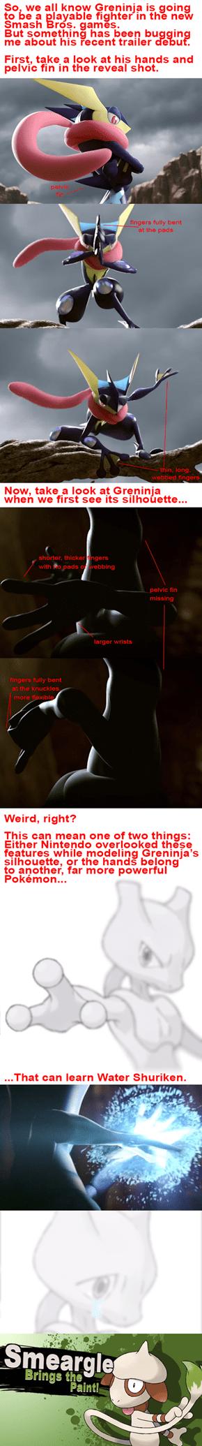 Mewtwo? NOPE!