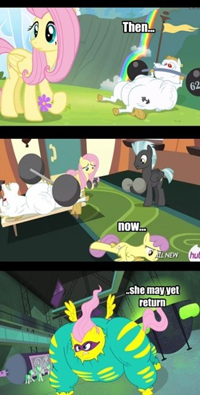 somepony has kept it up and improved