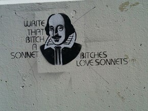 Shakespeare Gave Good Dating Advice