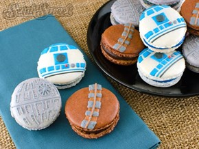 Star Wars Macaroons
