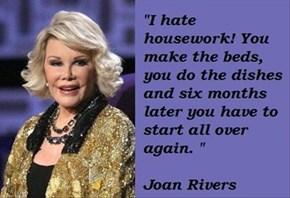 Nice Try, Joan...