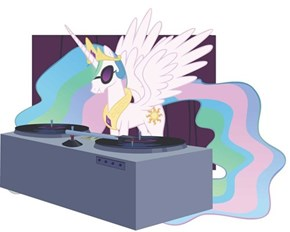 Googled DJ Celestia, Was Not Disappointed