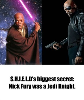 S.H.E.IL.D is recruiting Jedi?  AWSOME!