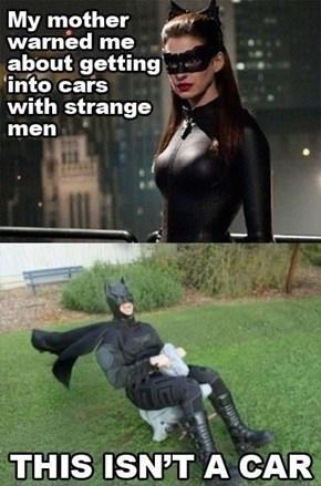 To The Bat Playground!