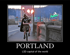 Keep it Weird, Portland