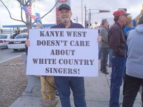Where's the Love, Kanye?