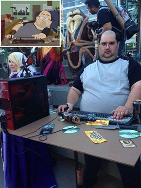 Best Cosplay Ever? Best Cosplay Ever.