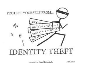 The Trigonometric Thief!
