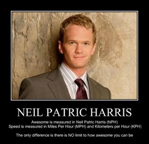 NEIL PATRIC HARRIS