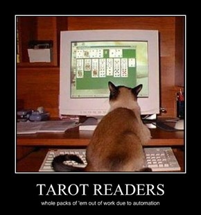 TAROT READERS
