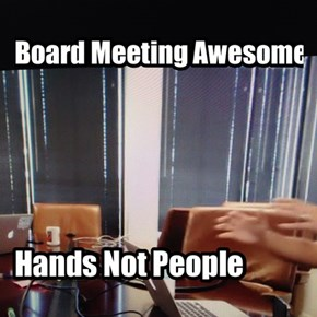 Board Meeting Without People