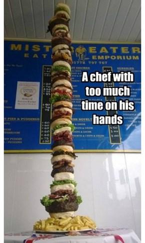 I Wonder What Dessert Looks Like