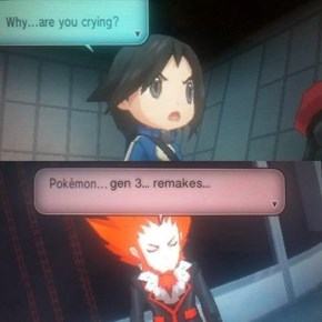 Lysandre Knows Greatness When He See It