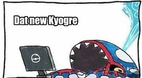 Dat new Kyogre