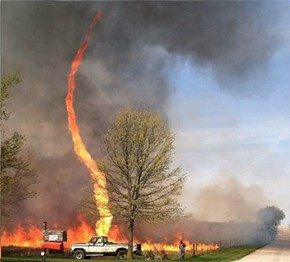 Grass Fire Twister