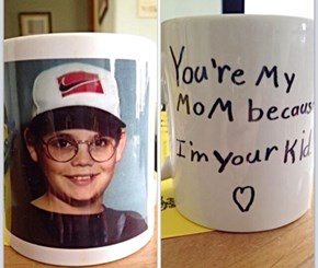 The Most Heartfelt Mother's Day Gift