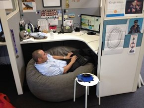 The Comfy Cubicle