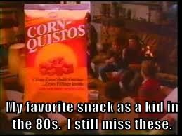 My favorite snack as a kid in the 80s.  I still miss these.