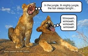 Lion Cub Karaoke