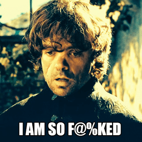 Feeling a Bit Like a Beetle, Tyrion?