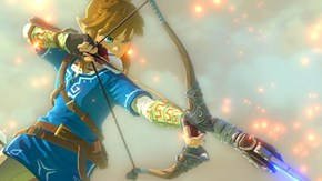 "Aonuma says, ""No one explicitly said that that was Link"" in the new Zelda Wii U Trailer"