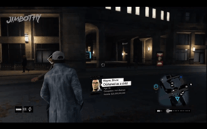 Another awesome Watch Dogs Easter Egg