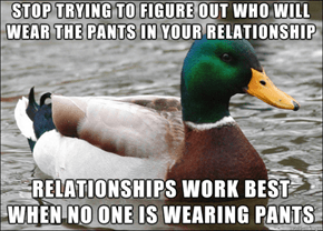 Sound Advice From the Duck
