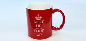 The Last Cliche Mug We Need